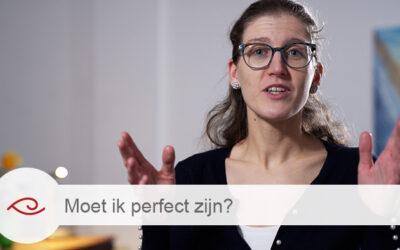 Moet ik perfect zijn?